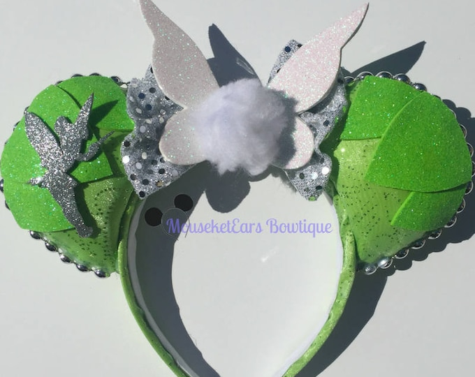 Tinkerbell inspired Mouse Ears