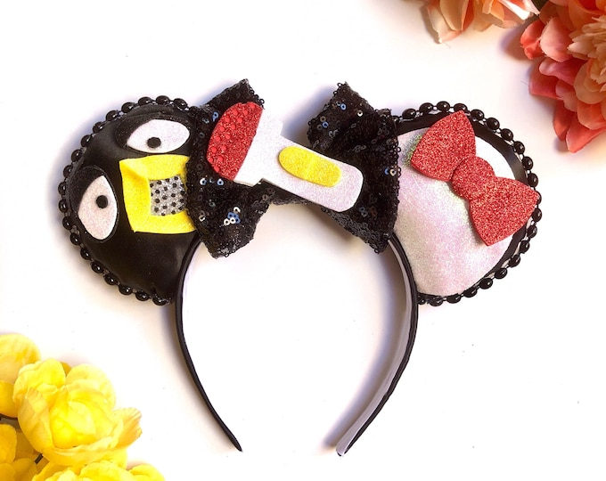 Wheezy inspired Mouse Ears