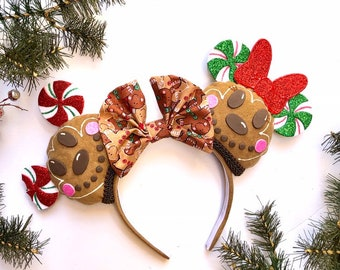 Gingerbread Ears