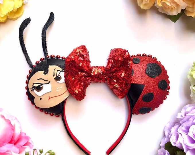 Francis inspired Mouse Ears