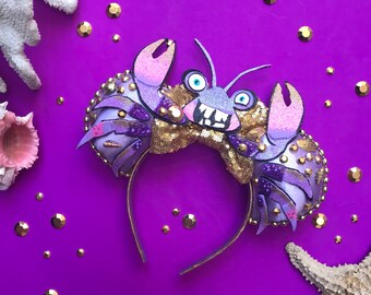 Tamatoa inspired Mouse Ears