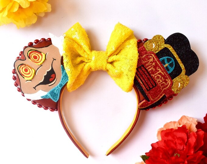 Mr. Toad's Wild Ride inspired Mouse Ears