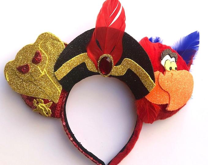 Jafar Inspired Mouse Ears
