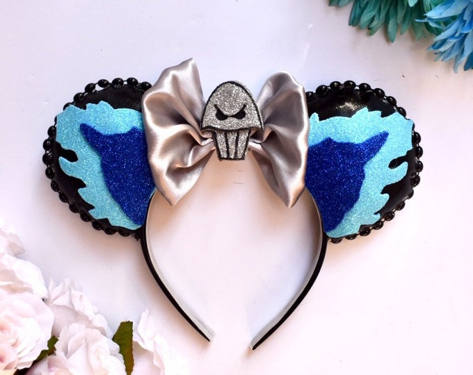 Hades inspired Mouse Ears