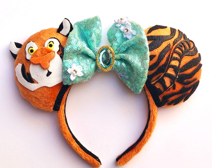 Rajah inspired Mouse Ears