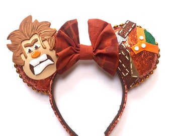 Wreck-It Ralph Inspired Ears