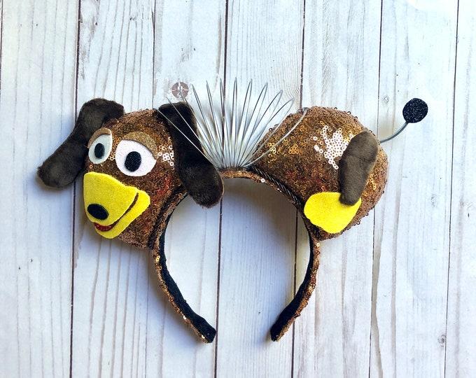 Slinky inspired Mouse Ears