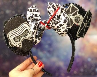 Kylo Ren Inspired Ears