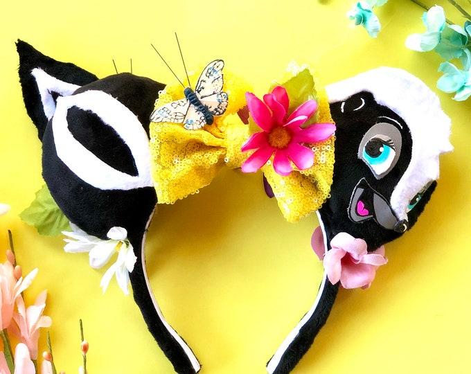 Flower inspired Mouse Ears