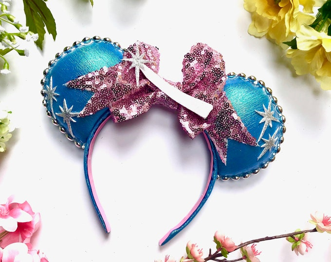 Fairy Godmother inspired Mouse Ears