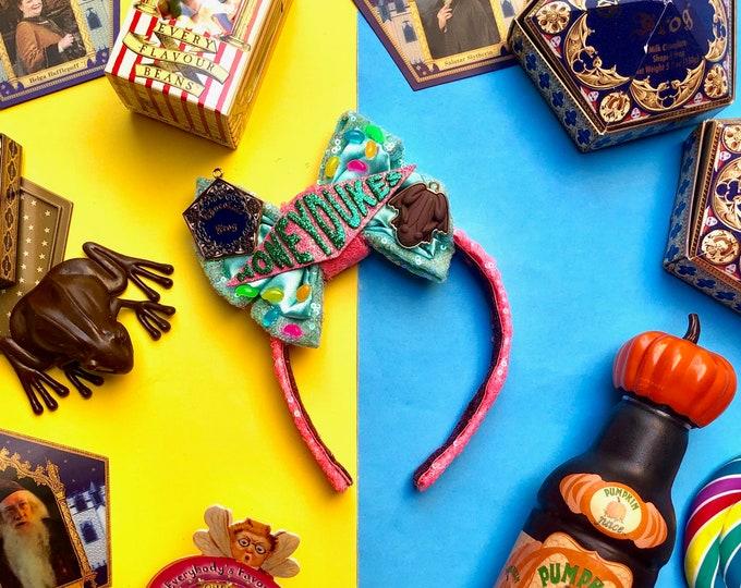 Honeyduke's inspired HP Bowband