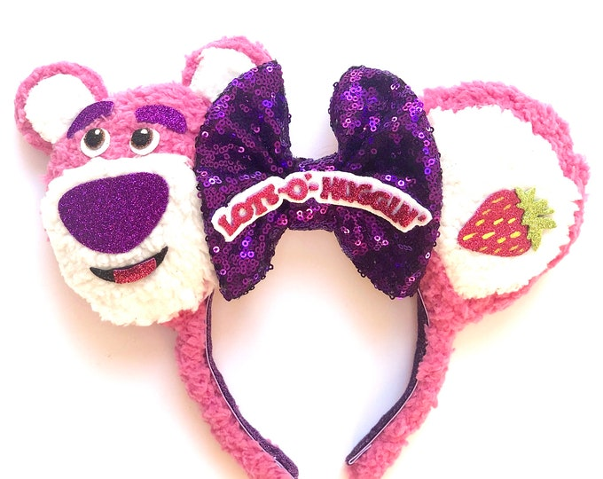 Lots-O-Huggin' *scented* inspired Mouse Ears