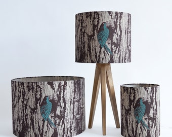Forest Lamp Shade