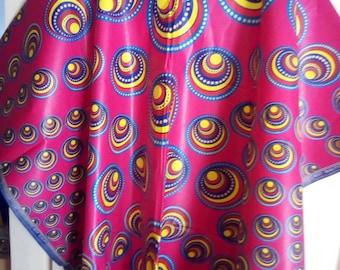 Large kente short Kaftan flowing top up to size 24