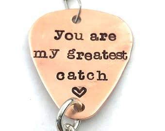Boyfriend Gift - Fishing Lure - Men's Gift - Personalized Fishing Lure - Engraved Fishing Lure - Gift for Him - Christmas Gift