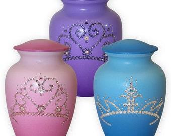 princess urn etsy