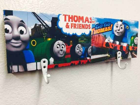Thomas The Train Thomas The Train Birthday Kids Room Decor Boys Room Decor Thomas The Train Decor Super Hero Decor Kids Towel Ra