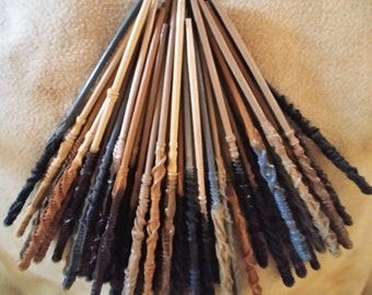 Wands, Wands, Wands! For Your Magical Party or Just for Your Personal Magic Wand