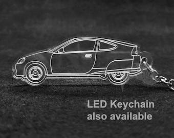 Honda Insight - Laser Cut Keychain