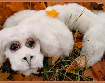 """Luck Dragon Falkor Falcor """" The Neverending Story"""" 40 inches"""