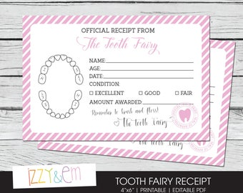 photo relating to Tooth Fairy Stationary named Fairy stationary Etsy