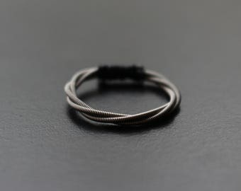 Guitar String Ring