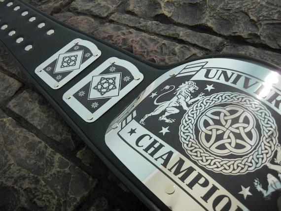 0afda8ef7e1e VENTE Ceinture universelle Championnat champions roi modèle   Etsy