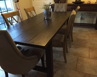 17th Century Inspired Dining Table