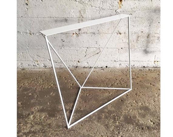 Patte de Table ANIA | Patte en Acier Géométrique