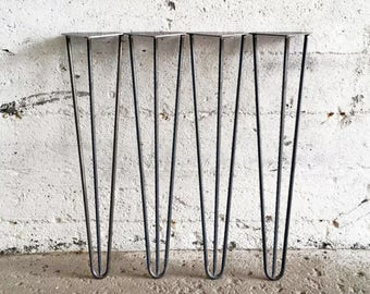 28 hairpin legs etsy. Black Bedroom Furniture Sets. Home Design Ideas
