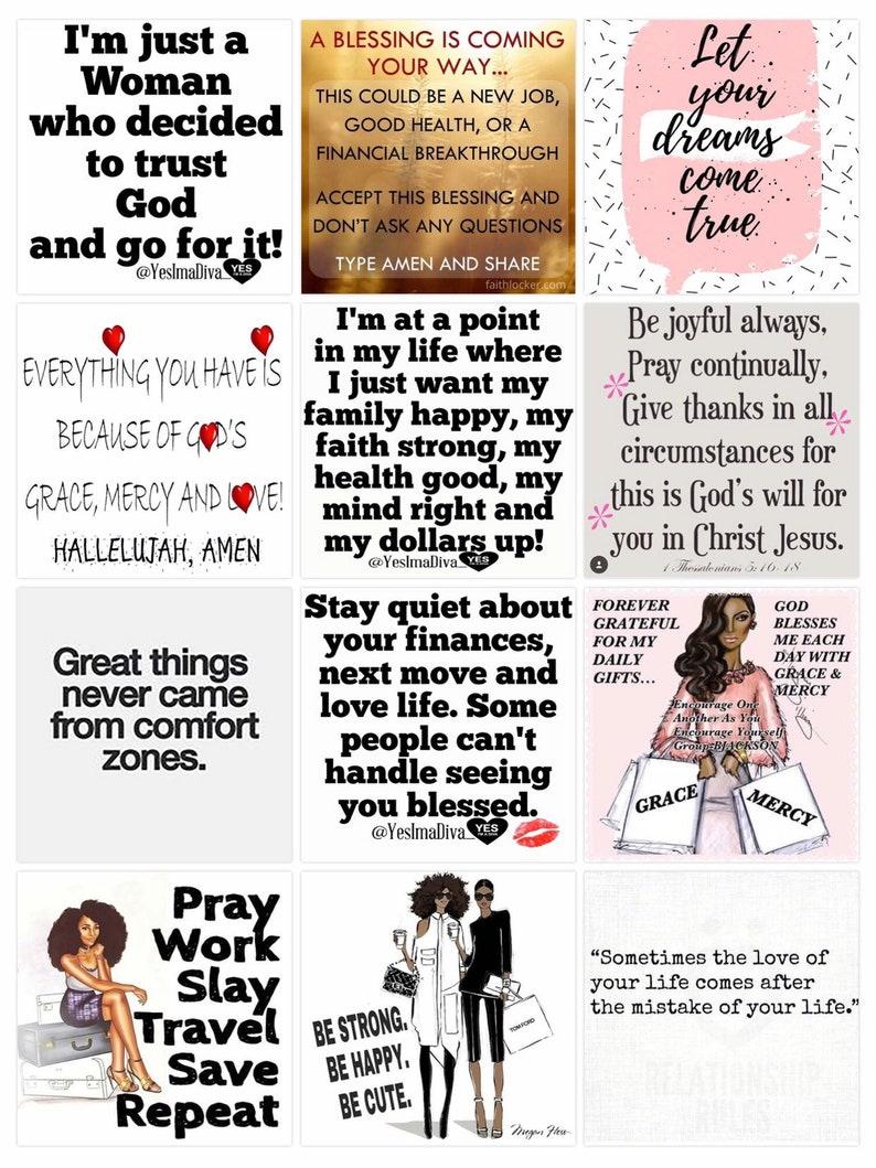 Just Random Quotes Stickers
