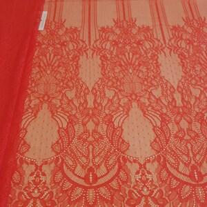 Wedding lace lingerie lace K00706 lace fabric lace fabric,red lace fabric Wine red lace fabric red alencon lace fabric spitze stoff