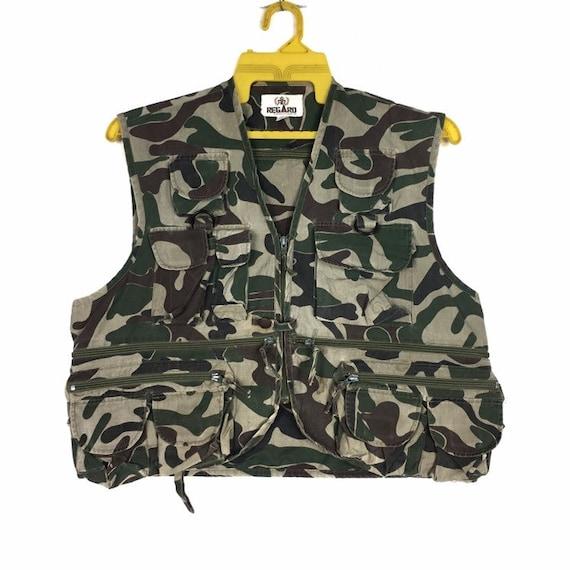 Regard Fly Fishing Vest Tactical Jacket Multi Pock