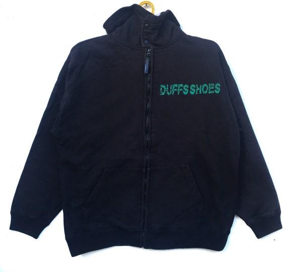 Rare!! sur Duffs Hoodie Sweat-shirt skateboard Skate vêtements préciser sur Rare!! Pull grande taille fac885