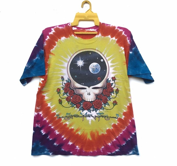Vintage 90s Grateful Dead T Shirt Grateful Dead 19