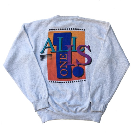 Vintage 90s Hard Rock Cafe Tokyo Sweatshirt Crewne