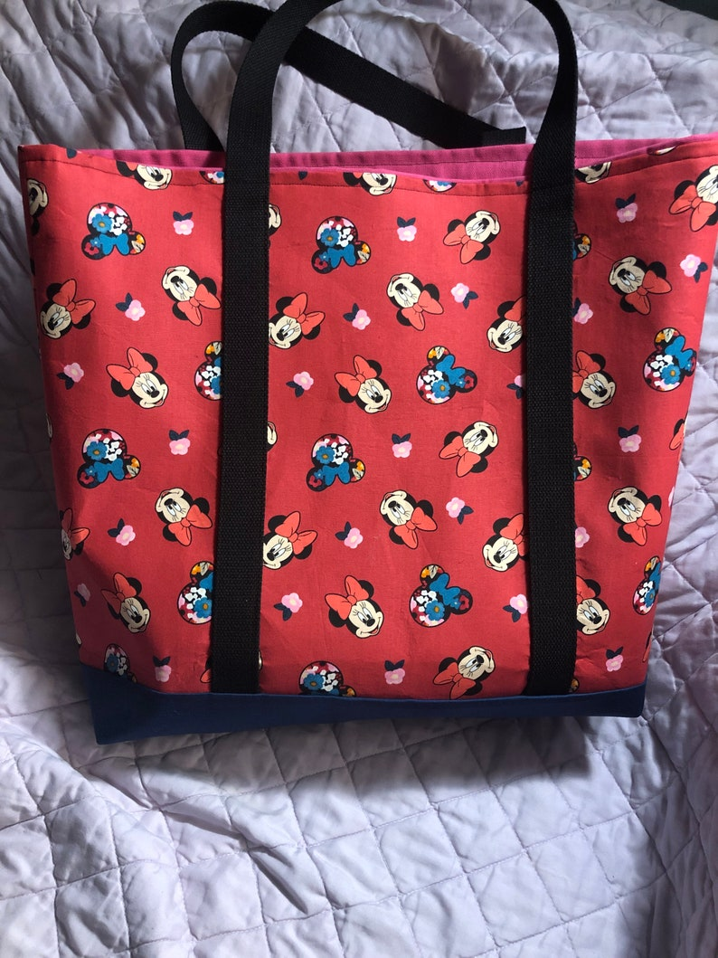 Disney Minnie Mouse Large Tote