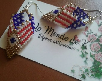 American earrings