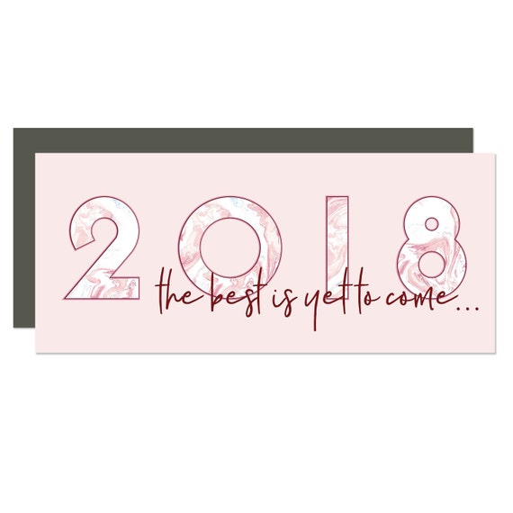 The Best Is Yet To Come - Graduation Card