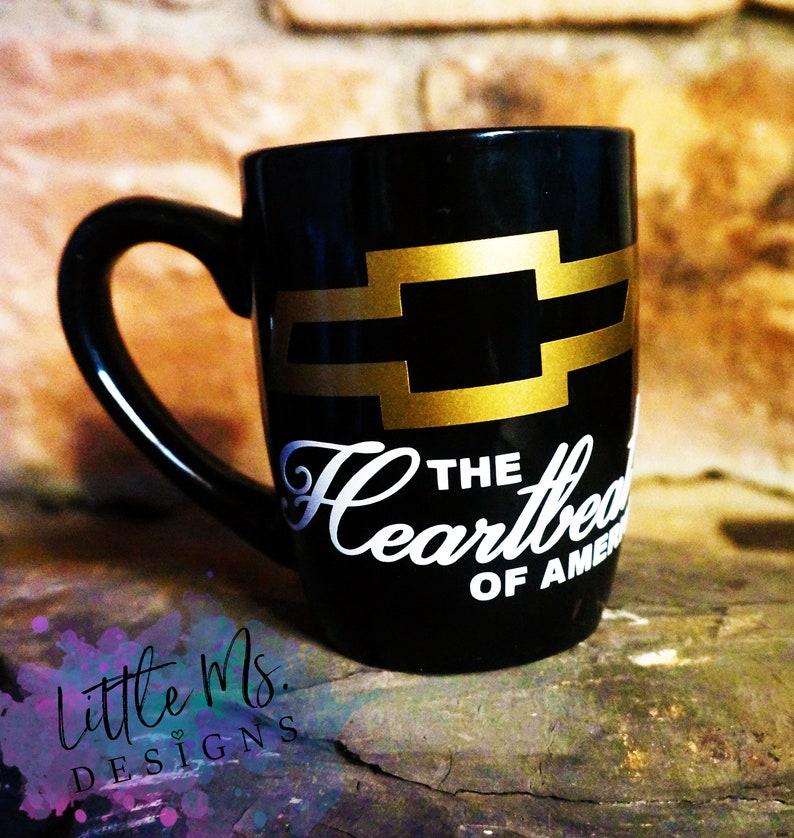 Chevy Truck Gift Boyfriend Chevrolet Coffee Cup