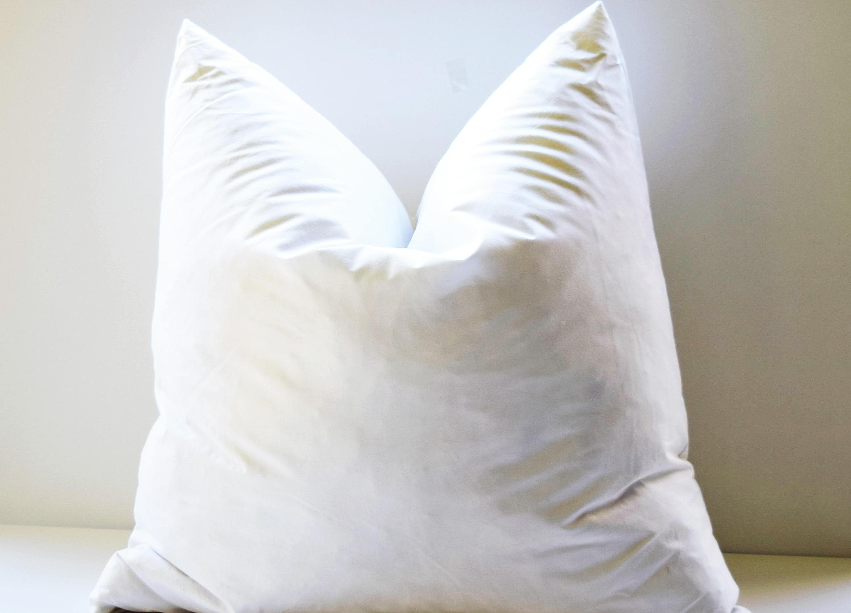 feathers waverly kupon gallery ellis blanket white inserts down and cushion reviews wayfairca goose pillow
