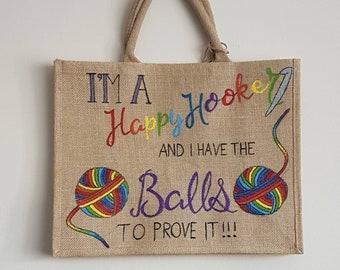 88187d574 Happy Hooker Crochet Bag