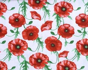 Bea anthrazit Stretch-Jersey Baumwolljersey Shirtstoff Blumen 50 cm
