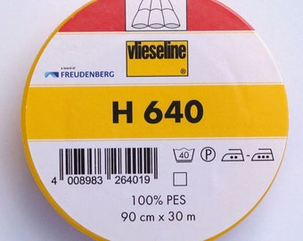 0.25m Vlieseline Volumenvlies H640 Freudenberg