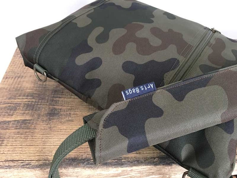Upgrade for your tote Backpack Attachable padding for the strap Unique Customizaton