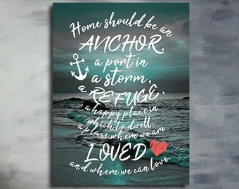 Anchor Quote Etsy