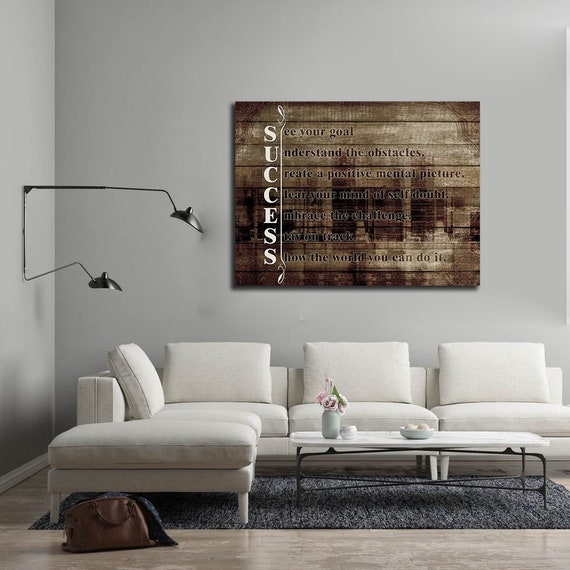 motivtional painting