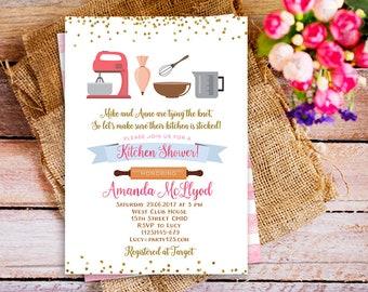 Kitchen shower etsy kitchen bridal shower invitation stock the pantry bridal shower invitation cooking theme bridal shower invite baking shower invitation filmwisefo