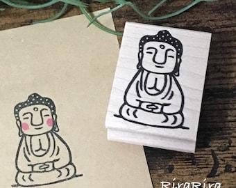 Big Buddha * Rubber Stamp