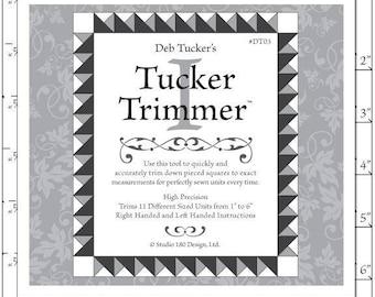 Tucker Trimmer 1® ruler